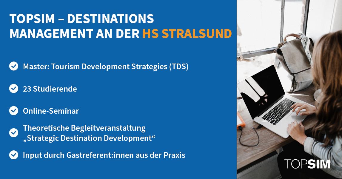 HS Stralsund TOPSIM Destinations Management
