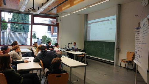 Impressionen TOPSIM – Going Global in Tübingen