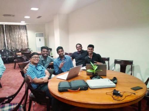 Impressionen TOPSIM – General Management an der CHRIST University