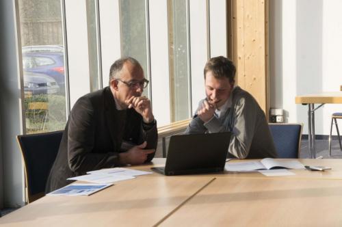 Workshop am Planspieltag