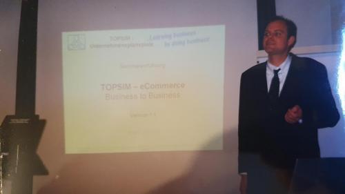 TOPSIM in Tübingen