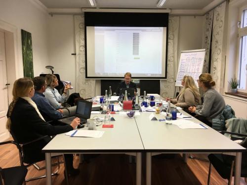 TOPSIM Seminarleitertraining 1
